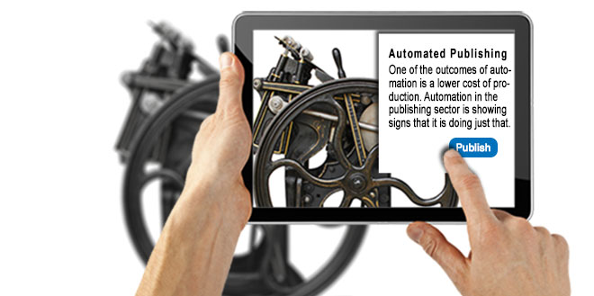 Publishing Automation